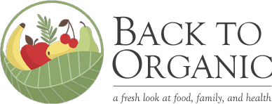 Back to Organic Website Logo