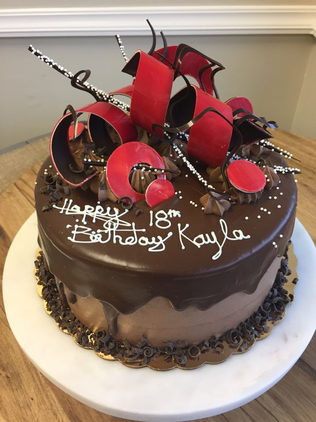 Birthday And Specialty Theme Cakes