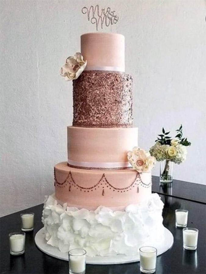 Sugar Hill GA wedding cakes