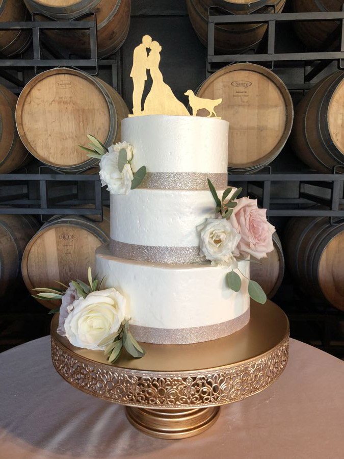 wedding cakes for Buford GA and surrounding areas